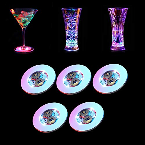 Light Up Coasters Led in US - 9