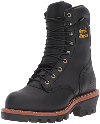 Chippewa Men's 9' Waterproof Insulated Steel-Toe...
