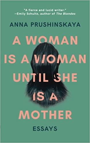 Image result for a woman is a woman until she is a mother