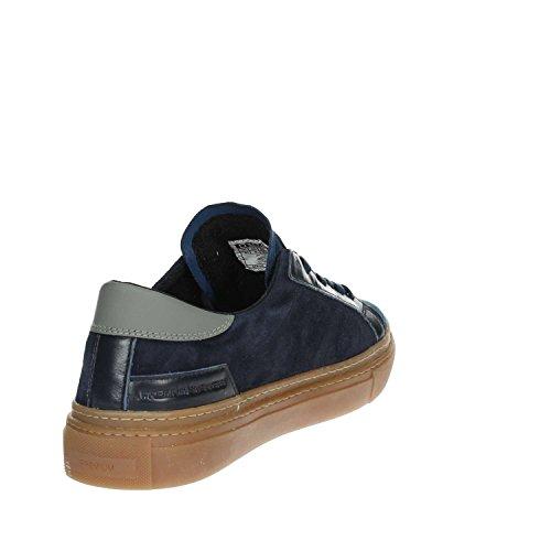 D.A.T.E.. LAX-48 Sneakers Bassa Uomo Blu Medio Aclaramiento De Italia Línea Barata Auténtica Aclaramiento Extremadamente Aclaramiento De Encontrar Grandes Barato Para Barato PZ49O