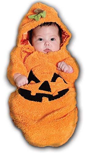 Baby Pumpkin Costume - 0-6 months