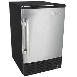 EdgeStar IB120SS Built in Ice Maker,...
