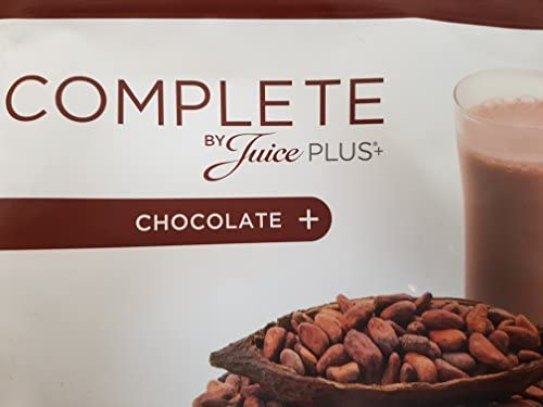 Juice Plus Complete Chocolate Shake 562.5g: Amazon.es: Salud y ...