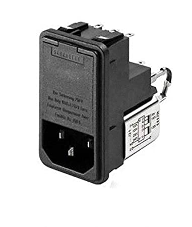 FN370-2-21 PWR ENT MOD RCPT IEC320-C14 PNL Pack of 1
