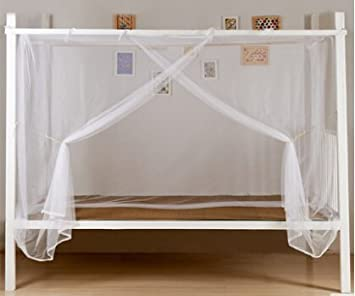 Mosquito Nets Kids Bed Student Dormitory Net Canopy Bunk Beds Curtains Netting