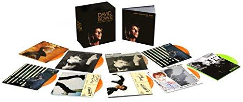 DΑVΙD ΒΟWΙΕ 1977-1982 / Α ΝΕW CΑRΕΕR ΙΝ Α ΝΕW ΤΟWΝ (11CD boxset) - UK - Bowie Town