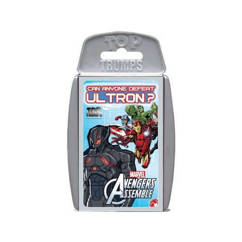 Top Trumps Marvel Avengers Assemble Card Game