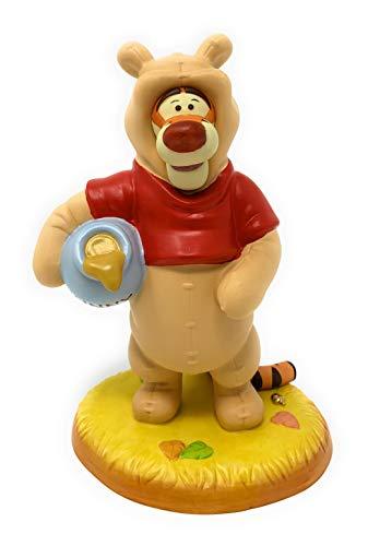 Disney Pooh Friends Halloween – Silly Ol Tigger Figurine