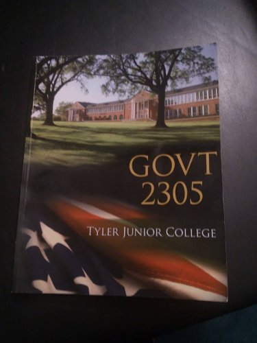 American Democracy Now Second Edition (GOVT 2305)