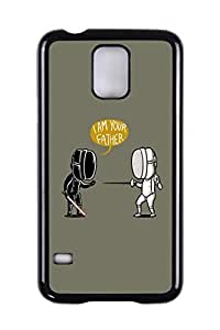 Brand New High Quality Fencing Star Wars I Am Your Father Hard Case Skin Cover For Samsung Galaxy S5 I9600