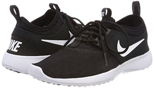 Nero white Nike Donna Basse Da Scarpe Juvenate black Ginnastica Wmns xqB6H