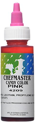 Chefmaster Liquid Candy Color, 2-Ounce, -