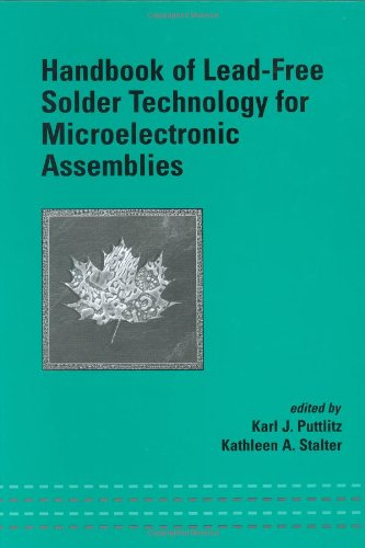 Handbook of Lead-Free Solder Technology for Microelectronic Assemblies (Mechanical Engineering)