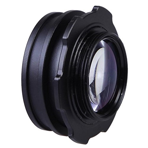 1.08x-1.60x Zoom Viewfinder Eyepiece Magnifier for Canon Nikon - 9