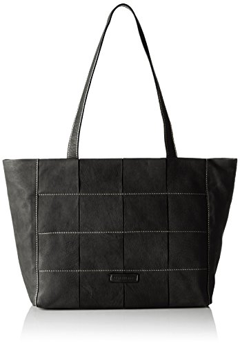 Spalla Nero Lhz black Weber Gerry Toledo Donna 900 Shopper Borsa A xt6awYH8q