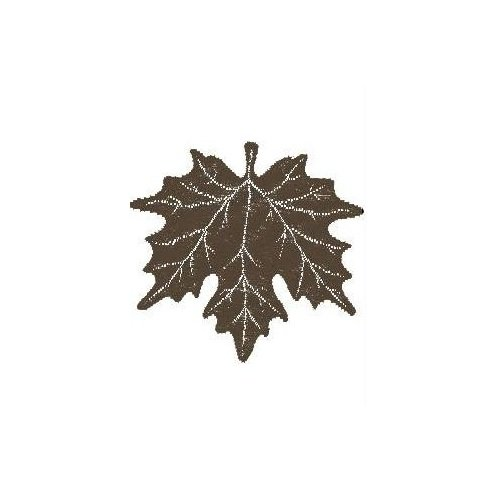 Heritage-Lace-Maple-Leaf-14-Inch-by-15-Inch-Placemat-Earth-Set-of-2