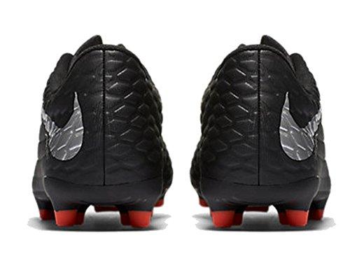 Nike Hypervenom Phade III FG Größe 45, Farbe schwarz