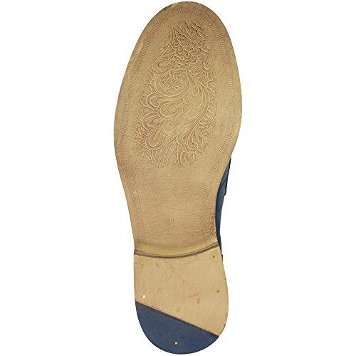 Ikon Marner Mens Loafers Navy