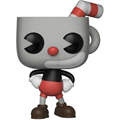 Funko POP! Games: Cuphead - Cuphead (styles may vary): Funko Pop! Games:: Toys & Games