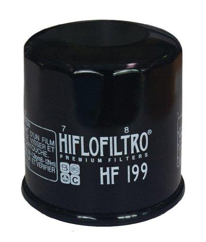 Hiflofiltro HF199 Premium Oil Filter ()