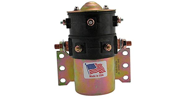 NEW Series Parallel Switch 12//24V 2 collar 2 stage 9-845 1119845 MADE IN U.S.A.!