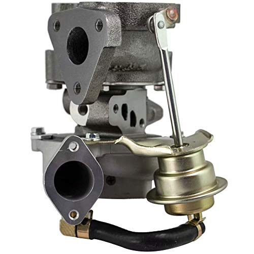 lovey-auto OEM # 13900-80710 13900-62D51 Turbo Small Turbo Charger VZ21 Turbo for Suzuki I Jimmy 500-660cc Engine Motorcycle Turbo: