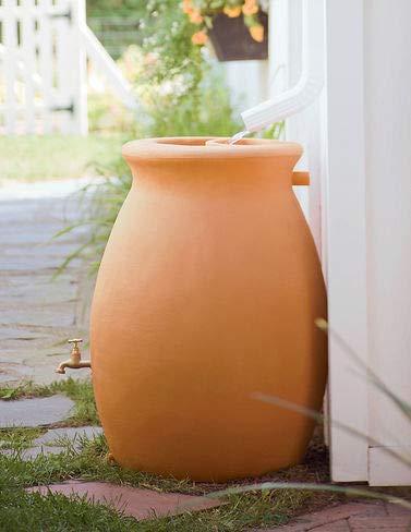 (Gardener's Supply Company Rainwater Urn, 50)
