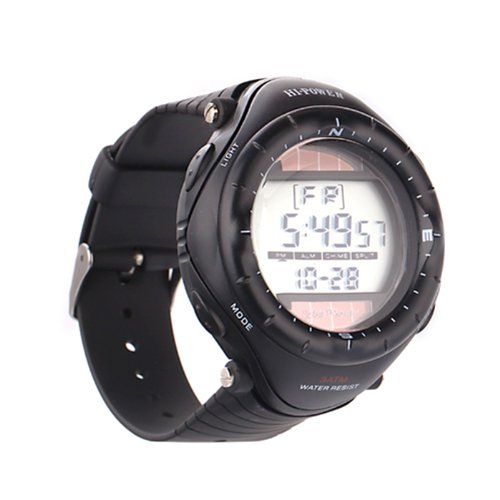 Resistant Digital Chronograph Stopwatch Sports