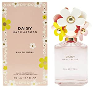 Marc Jacobs Daisy Eau So Fresh By Marc Jacobs Eau-de-toilette Spray for Women, 2.50-Fluid Ounce