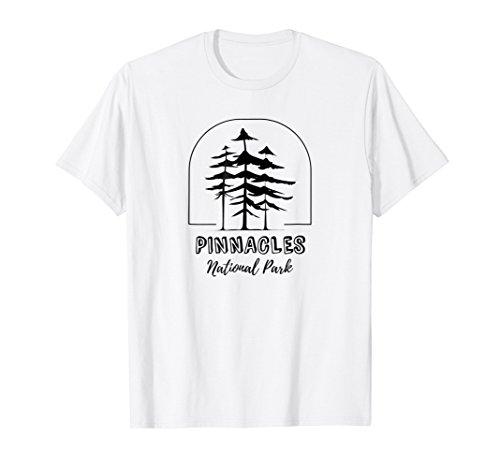 (Pinnacles National Park TShirt - Souvenir California Gift)
