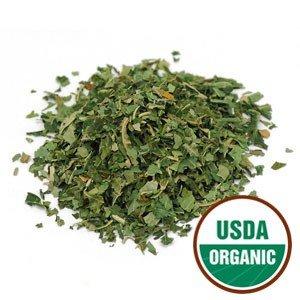 Starwest Botanicals Organic Papaya Leaf C/S,4 oz (113 g)