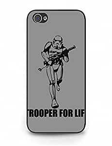 9881920M743774749 Iphone 5 Case, Fashionable Star Wars Stormtrooper Collection Ultra Hybrid Hard Plastic Case for Iphone 5S