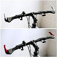 WOOAI Grips MTB Antideslizante ergonómico Bicicletas apretones de Bicicletas Acoples Manillar de Empuje de Goma en Piezas de Bicicleta Ciclismo Grips, Nueva Actualiza Azul, China: Amazon.es: Deportes y aire libre