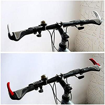 WOOAI Grips MTB Antideslizante ergonómico Bicicletas apretones de ...