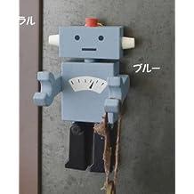 Robot Magnet Hook Blue