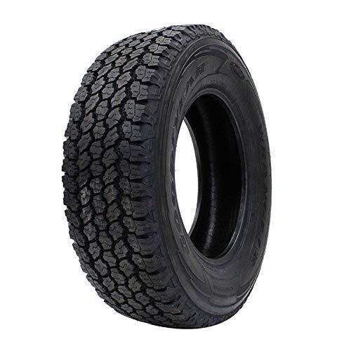 Goodyear Wrangler All-Terrain Adventure w/Kevlar Street Radial Tire-LT275/70R18 125R (275 70 18 All Terrain Tires)