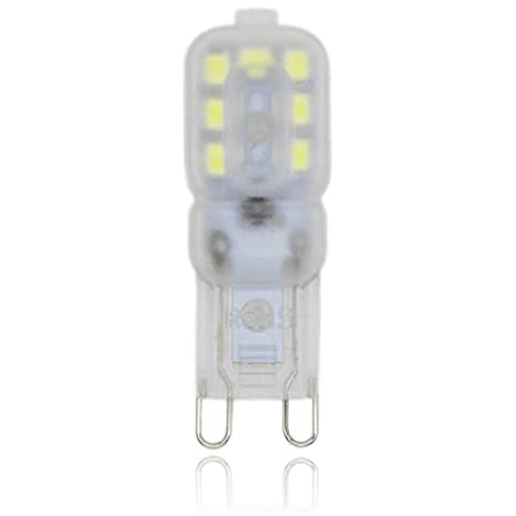 G9 Non 5w 1 Dimmable 2 Pièces 220lm Ampoules 14 Led Smd2835 lcF1TKJ