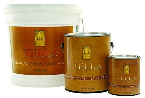 Vella Ultra-Premium Plaster (3.5 Gallon - 42 lbs)