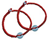 Skyflying Cotton 1 Pair China Red string Lucky Buckle Hand Catenary Kabbalah Exorcism