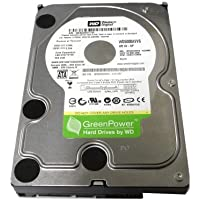 Western Digital (WD5000AVVS) 500GB 8MB Cache 5400RPM SATA II 3.0Gb/s 3.5 Internal Hard Drive (CCTV DVR, PC, Mac) [Certified Refurbished]- w/ 1 Year Warranty
