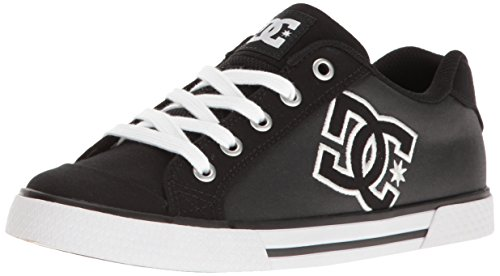 DC Women's Chelsea TX SE Skate Skateboarding Shoe, Black Acid, 5 B US