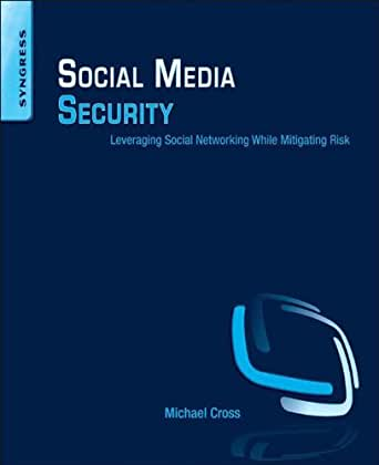 Social media and network security