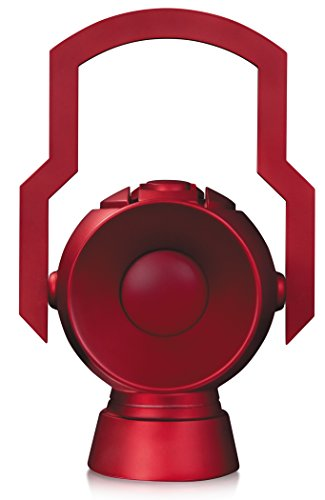 DC Collectibles Lantern Power Battery and Ring Prop Replica (1:1 Scale), Red ()