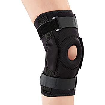 Bell-Horn Prostyle Hinged Patella Knee Brace, Small/Medium