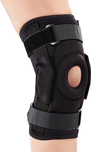 Bell-Horn ProStyle Hinged Patella Knee Brace, Small/Medium (Small Horn Bell)