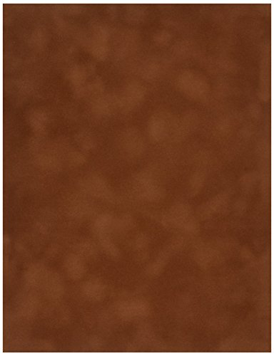 Sew Easy Industries 12-Sheet Velvet Paper, 8.5 by 11-Inch, Mocha by Sew Easy Industries
