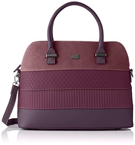 Superior de Asa Jones Mujer purple Cm3975 D Violet Bolsa David q4wFafcWBq
