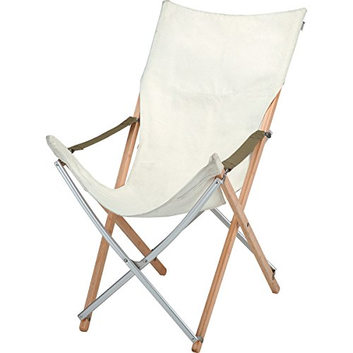 Snow Peak Take! Bamboo Chair by Snow Peak