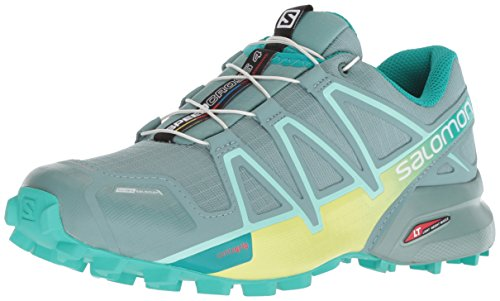 W 4 Speedcross Salomon Türkis CS Trailrunningschuhe xqFYfwtO