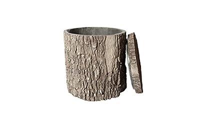 SURREAL Stump Cooler Stump Cooler, 90-Quart, Oak